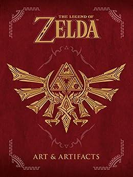 The Legend of Zelda: Art & Artifacts by [Nintendo]