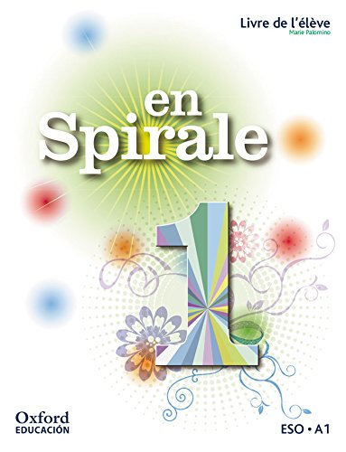 En Spirale 1. Libre De L'élève (+ Comic) - 9788467397628