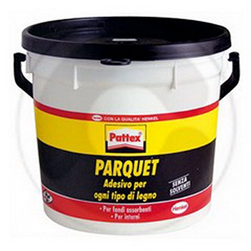 Pattex colla x parquet kg. 5 confezione da 1pz