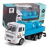 Legierung Engineering Auto Modell Spielzeug Auto, mamum Engineering Spielzeug Bergbau Auto Truck Kinder Geburtstag Geschenk Garbage Truck & # x24b6;-& # x24b8; Einheitsgröße a
