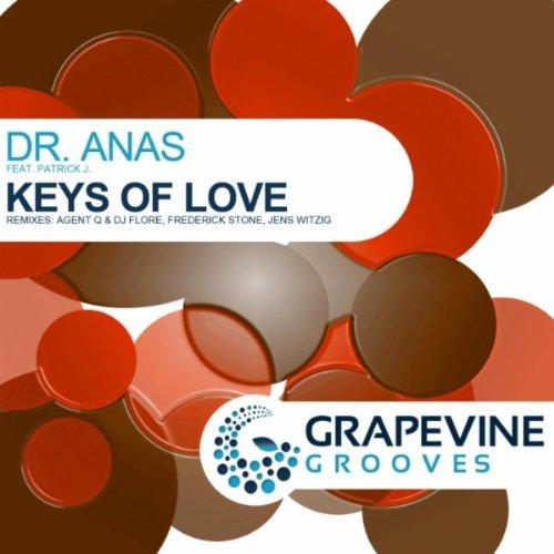 Keys of Love (feat. Patrick J) [Frederick Stone Remix]