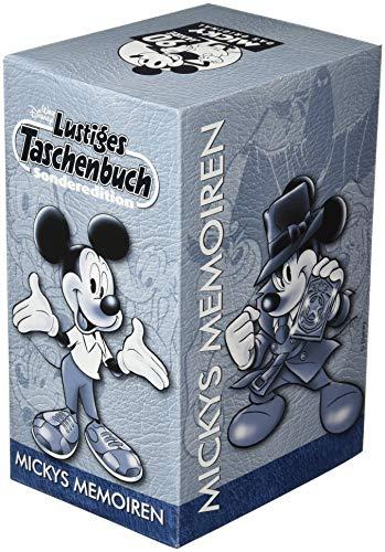 Lustiges Taschenbuch Mickys Memoiren (4 Bände im Schuber): Lustiges Taschenbuch Sonderedition -