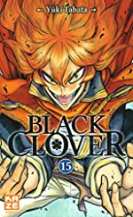 Black Clover T15 de Yuki Tabata