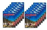 Travellunch 6 x Komplette Tagesration: 6 x 125 g Frühstück + 6 x 125 g Hauptspeise