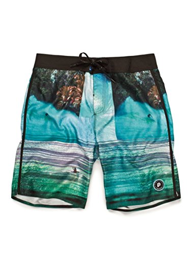 Protest LION boardshort Cool Aqua