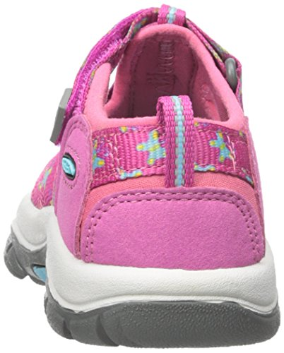 Keen Newport H2, Chaussures Marche Mixte Bébé Multicolore - Mehrfarbig (Very Berry Butterfly)
