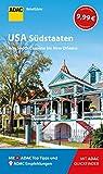 ADAC Reiseführer USA Südstaaten: Der Kompakte mit den ADAC Top Tipps und cleveren Klappkarten
