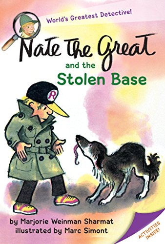 Nate the Great and the Stolen Base (Baseball Marc)