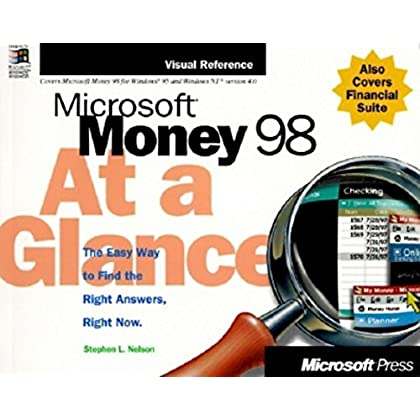 MICROSOFT MONEY 98 AT A GLANCE