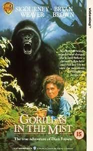 Gorillas In The Mist [VHS] [UK Import]