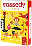 Sussed All Sorts (Conversations You Have Never Had) (Family Friendly Card Game)
