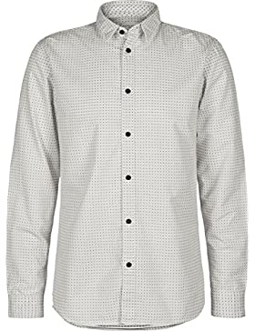 Selected SHNone Jaaquard Camicia