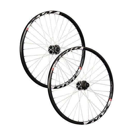 Taylor-Wheels 26 Zoll Laufradsatz Mach1 MX Disc Shimano M475 6 Loch schwarz