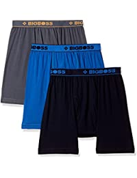 Dollar Bigboss Men's Solid Trunk (Pack of 3)(MDTR-08_Multicolour_X-Large)