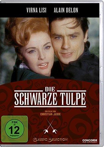 Bild von Die schwarze Tulpe