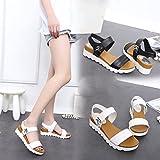 Womens Sandals, SHOBDW Women Summer Aged Flat Fashion Sandals Comfortable Ladies Shoes