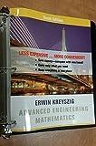Advanced Engineering Mathematics 10th Edition Binder Ready Version Comp Set by Erwin Kreyszig (2010-08-09)