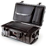 Peli 1510LOC Overnight Coffre pour ordinateur portable Noir