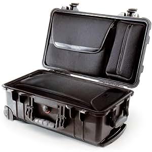 Peli 1510LOC Overnight Case for Laptop Black