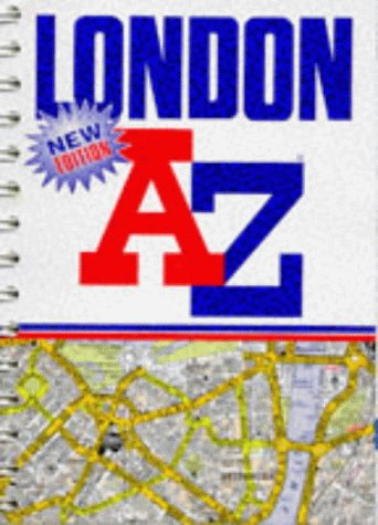 A. to Z. London Street Atlas