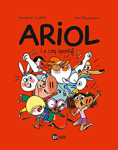 Coq sportif (Le) ,Ariol, tome 12 | Guibert, Emmanuel (1964-....). Auteur
