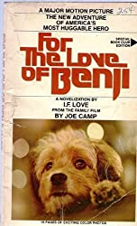 For The Love of Benji by I. F. Love (1977-08-01)