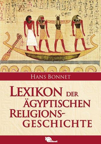 Lexikon der ägyptischen Religionsgeschichte
