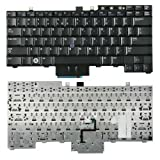 Dell Latitude E5400 E5410 E5500 E5510 E6400 E6410 E6500 E6510 Precision M2400 M4400 M4500 Laptop Internal Keyboard P/N Uk717