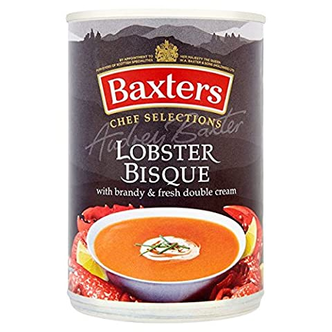 ( 12 Pack ) Baxters Chef Selections Lobster Bisque