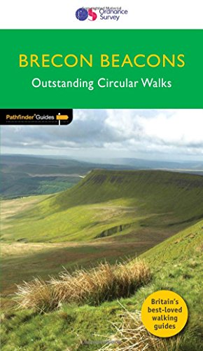 Brecon Beacons (Pathfinder Guides) -