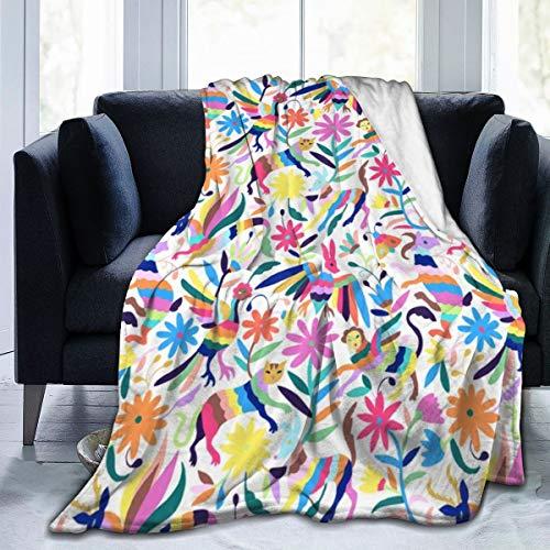 Zara-Decor - Manta Forro Polar Multicolor diseño