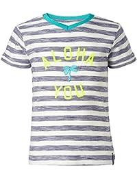Noppies Jungen Hemd B Tee Ss Fairfield Str