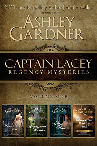 Captain Lacey Regency Mysteries Volume One (English Edition) (Kurz Lacey)