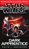 Star Wars - Dark Apprentice (Jedi Academy Trilogy Volume 2)