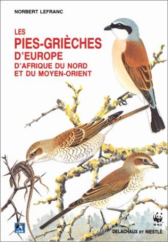 PIES-GRIECHES D'EUROPE & AFRIQUE DU SUD