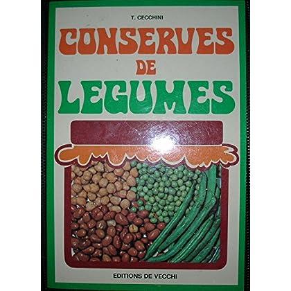Conserves de légumes : Recettes pratiques