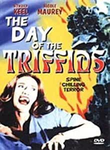 The Day Of The Triffids [DVD] [1962]