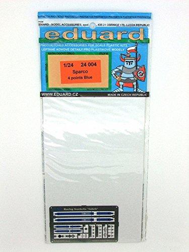 eduard-photetch-124-seatbelts-sparco-4-points-blue-edp24004