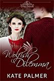 A Wolfish Dilemma: A Sweet Romance (A Fairly Western Tale Book 2)