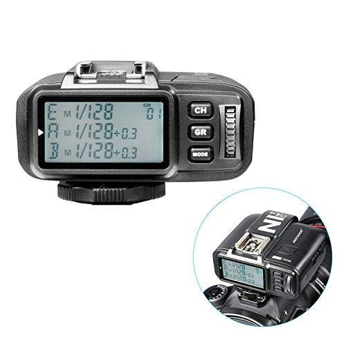 Neewer N1T-C E-TTL 2.4 G 32 Channels Wireless Flash Trigger Transmitter For Canon 5D Mark II/III,70D 60D 550D DSLR Camera ,Studio Flash and Flash Speedlite
