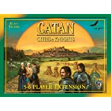 Mayfair 03066 - Settlers of Catan: Cities und Knights 5 und 6 Player