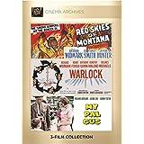 Red Skies Of Montana 1952; Warlock 1959; My Pal Gus 1952