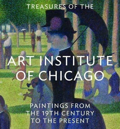 Treasures of 19th- and 20th-Century Painting the Art Institute of Chicago (Tiny Folio) -