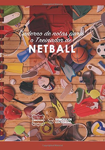 Caderno de notas para o Treinador de Netball por Wanceulen Notebook