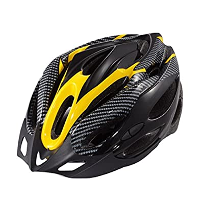 Dooxi Mens Womens Earthquake Resistance Mountain Bicycle Helmet Outdoor Lightweight MTB Road Roller Skating Helmets by Dooxi