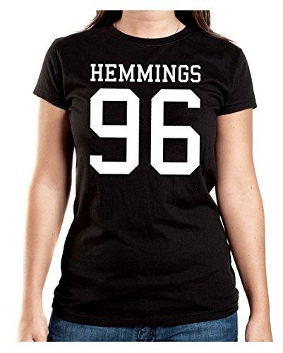 Certified Freak Hemmings 96 T-Shirt Girls Black-M (Luke Hemmings Shirt 96)