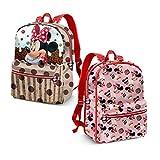 Karactermania Minnie Mouse sac à dos pour enfants, 31 cm, Noir