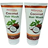 Patanjali Coconut Hair Wash (pack of 2)