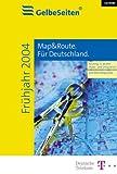 Gelbe Seiten + Map&Route Frühjahr 2004