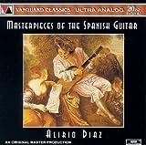 Songtexte von Alirio Díaz - Masterpieces of the Spanish Guitar
